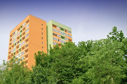 Výstavba nájomných bytov