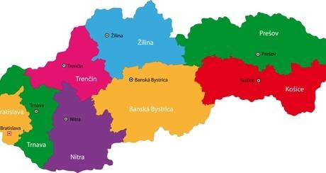 Slovenské kraje: kde sa býva najlacnejšie?