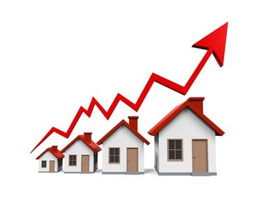 Okrem bytov rástli aj ceny domov